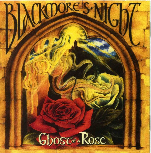 Blackmore's Night ‎– Ghost Of A Rose (Germany Edition) (2003)