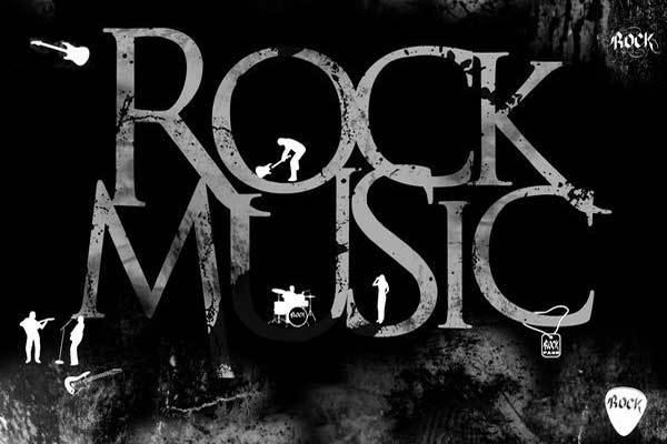 Rock,Metal,Русский рок
